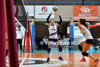 "11º Torneo Volley U14 & U16 Femminile ""Città di Bastia"" Memorial Sulpizi presso PalaGiontella Bastia Umbra IT, 29 dicembre 2019. Foto: Michele Benda [riferimento file: 2019-12-29/ND5_7113]"