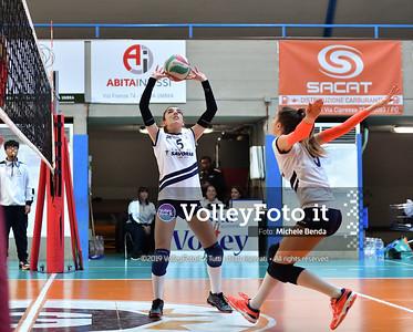"11º Torneo Volley U14 & U16 Femminile ""Città di Bastia"" Memorial Sulpizi presso PalaGiontella Bastia Umbra IT, 29 dicembre 2019. Foto: Michele Benda [riferimento file: 2019-12-29/ND5_7114]"