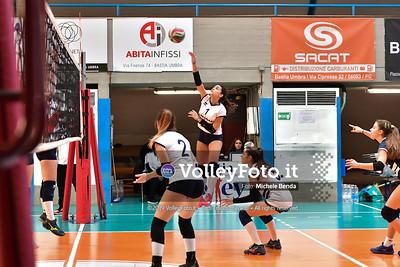 "11º Torneo Volley U14 & U16 Femminile ""Città di Bastia"" Memorial Sulpizi presso PalaGiontella Bastia Umbra IT, 29 dicembre 2019. Foto: Michele Benda [riferimento file: 2019-12-29/ND5_7093]"