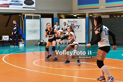 "11º Torneo Volley U14 & U16 Femminile ""Città di Bastia"" Memorial Sulpizi presso PalaGiontella Bastia Umbra IT, 29 dicembre 2019. Foto: Michele Benda [riferimento file: 2019-12-29/ND5_7090]"