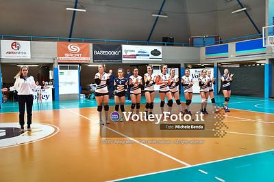 "11º Torneo Volley U14 & U16 Femminile ""Città di Bastia"" Memorial Sulpizi presso PalaGiontella Bastia Umbra IT, 29 dicembre 2019. Foto: Michele Benda [riferimento file: 2019-12-29/ND5_7067]"