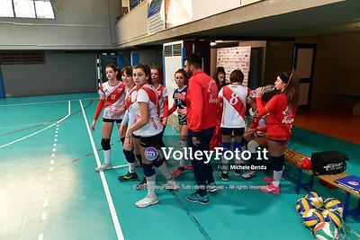 "11º Torneo Volley U14 & U16 Femminile ""Città di Bastia"" Memorial Sulpizi presso PalaGiontella Bastia Umbra IT, 29 dicembre 2019. Foto: Michele Benda [riferimento file: 2019-12-29/ND5_7085]"