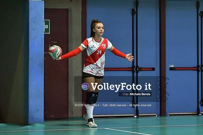 "11º Torneo Volley U14 & U16 Femminile ""Città di Bastia"" Memorial Sulpizi presso PalaGiontella Bastia Umbra IT, 29 dicembre 2019. Foto: Michele Benda [riferimento file: 2019-12-29/ND5_7121]"