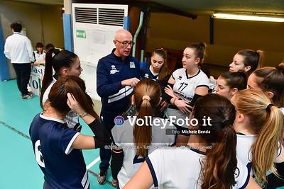 "11º Torneo Volley U14 & U16 Femminile ""Città di Bastia"" Memorial Sulpizi presso PalaGiontella Bastia Umbra IT, 29 dicembre 2019. Foto: Michele Benda [riferimento file: 2019-12-29/ND5_7083]"