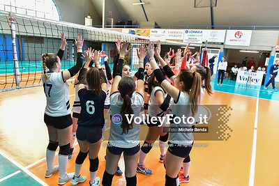 "11º Torneo Volley U14 & U16 Femminile ""Città di Bastia"" Memorial Sulpizi presso PalaGiontella Bastia Umbra IT, 29 dicembre 2019. Foto: Michele Benda [riferimento file: 2019-12-29/ND5_7070]"