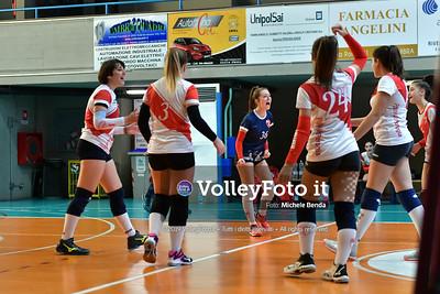 "11º Torneo Volley U14 & U16 Femminile ""Città di Bastia"" Memorial Sulpizi presso PalaGiontella Bastia Umbra IT, 29 dicembre 2019. Foto: Michele Benda [riferimento file: 2019-12-29/ND5_7109]"