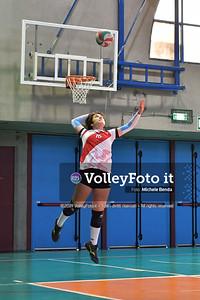 "11º Torneo Volley U14 & U16 Femminile ""Città di Bastia"" Memorial Sulpizi presso PalaGiontella Bastia Umbra IT, 29 dicembre 2019. Foto: Michele Benda [riferimento file: 2019-12-29/ND5_7103]"