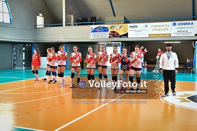 "11º Torneo Volley U14 & U16 Femminile ""Città di Bastia"" Memorial Sulpizi presso PalaGiontella Bastia Umbra IT, 29 dicembre 2019. Foto: Michele Benda [riferimento file: 2019-12-29/ND5_7064]"