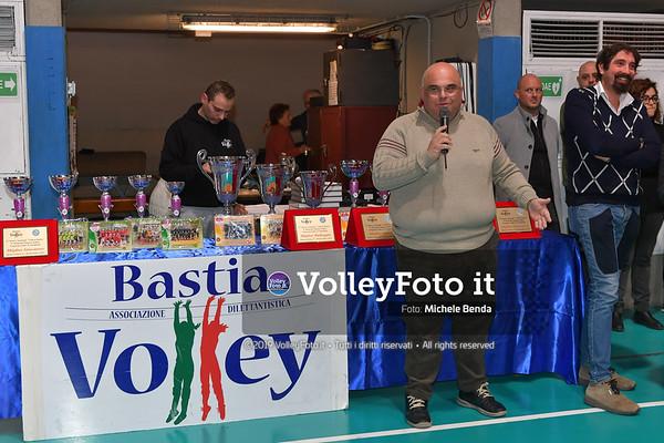 "11º Torneo Volley U14 & U16 Femminile ""Città di Bastia"" Memorial Sulpizi presso PalaGiontella Bastia Umbra IT, 29 dicembre 2019. Foto: Michele Benda [riferimento file: 2019-12-29/ND5_8252]"