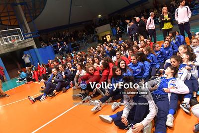 "11º Torneo Volley U14 & U16 Femminile ""Città di Bastia"" Memorial Sulpizi presso PalaGiontella Bastia Umbra IT, 29 dicembre 2019. Foto: Michele Benda [riferimento file: 2019-12-29/ND5_8236]"