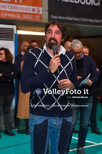 "11º Torneo Volley U14 & U16 Femminile ""Città di Bastia"" Memorial Sulpizi presso PalaGiontella Bastia Umbra IT, 29 dicembre 2019. Foto: Michele Benda [riferimento file: 2019-12-29/ND5_8256]"