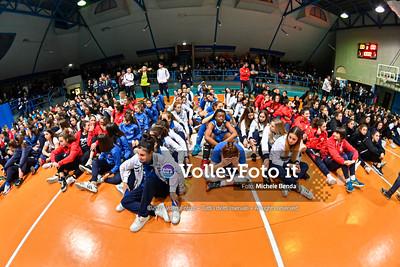 "11º Torneo Volley U14 & U16 Femminile ""Città di Bastia"" Memorial Sulpizi presso PalaGiontella Bastia Umbra IT, 29 dicembre 2019. Foto: Michele Benda [riferimento file: 2019-12-29/_NZ60900]"
