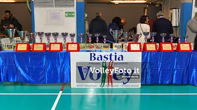 "11º Torneo Volley U14 & U16 Femminile ""Città di Bastia"" Memorial Sulpizi presso PalaGiontella Bastia Umbra IT, 29 dicembre 2019. Foto: Michele Benda [riferimento file: 2019-12-29/ND5_8242]"