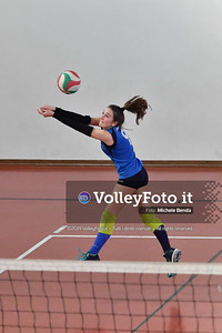 """11º Torneo Volley U14 & U16 Femminile """"Città di Bastia"""" Memorial Sulpizi presso Palestra Santa Maria degli Angeli IT, 28 dicembre 2019. Foto: Michele Benda [riferimento file: 2019-12-28/ND5_5939]"""