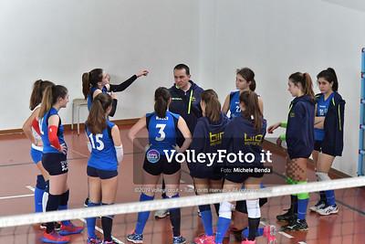 """11º Torneo Volley U14 & U16 Femminile """"Città di Bastia"""" Memorial Sulpizi presso Palestra Santa Maria degli Angeli IT, 28 dicembre 2019. Foto: Michele Benda [riferimento file: 2019-12-28/ND5_5955]"""