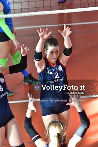 """11º Torneo Volley U14 & U16 Femminile """"Città di Bastia"""" Memorial Sulpizi presso Palestra Santa Maria degli Angeli IT, 28 dicembre 2019. Foto: Michele Benda [riferimento file: 2019-12-28/ND5_5980]"""