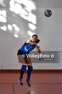 """11º Torneo Volley U14 & U16 Femminile """"Città di Bastia"""" Memorial Sulpizi presso Palestra Santa Maria degli Angeli IT, 28 dicembre 2019. Foto: Michele Benda [riferimento file: 2019-12-28/ND5_5876]"""