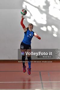 """11º Torneo Volley U14 & U16 Femminile """"Città di Bastia"""" Memorial Sulpizi presso Palestra Santa Maria degli Angeli IT, 28 dicembre 2019. Foto: Michele Benda [riferimento file: 2019-12-28/ND5_5966]"""