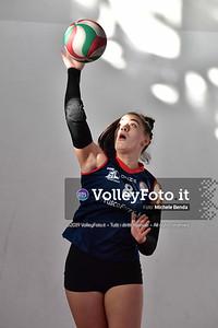 """11º Torneo Volley U14 & U16 Femminile """"Città di Bastia"""" Memorial Sulpizi presso Palestra Santa Maria degli Angeli IT, 28 dicembre 2019. Foto: Michele Benda [riferimento file: 2019-12-28/ND5_5697]"""