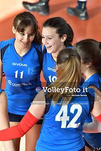 """11º Torneo Volley U14 & U16 Femminile """"Città di Bastia"""" Memorial Sulpizi presso Palestra Santa Maria degli Angeli IT, 28 dicembre 2019. Foto: Michele Benda [riferimento file: 2019-12-28/ND5_5746]"""