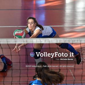 """11º Torneo Volley U14 & U16 Femminile """"Città di Bastia"""" Memorial Sulpizi presso Palestra Santa Maria degli Angeli IT, 28 dicembre 2019. Foto: Michele Benda [riferimento file: 2019-12-28/ND5_5976]"""