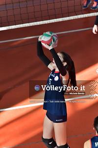"""11º Torneo Volley U14 & U16 Femminile """"Città di Bastia"""" Memorial Sulpizi presso Palestra Santa Maria degli Angeli IT, 28 dicembre 2019. Foto: Michele Benda [riferimento file: 2019-12-28/ND5_5986]"""