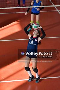 """11º Torneo Volley U14 & U16 Femminile """"Città di Bastia"""" Memorial Sulpizi presso Palestra Santa Maria degli Angeli IT, 28 dicembre 2019. Foto: Michele Benda [riferimento file: 2019-12-28/ND5_5895]"""