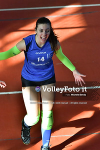 """11º Torneo Volley U14 & U16 Femminile """"Città di Bastia"""" Memorial Sulpizi presso Palestra Santa Maria degli Angeli IT, 28 dicembre 2019. Foto: Michele Benda [riferimento file: 2019-12-28/ND5_5662]"""