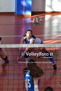 """11º Torneo Volley U14 & U16 Femminile """"Città di Bastia"""" Memorial Sulpizi presso Palestra Santa Maria degli Angeli IT, 28 dicembre 2019. Foto: Michele Benda [riferimento file: 2019-12-28/ND5_5974]"""