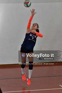 """11º Torneo Volley U14 & U16 Femminile """"Città di Bastia"""" Memorial Sulpizi presso Palestra Santa Maria degli Angeli IT, 28 dicembre 2019. Foto: Michele Benda [riferimento file: 2019-12-28/ND5_5725]"""