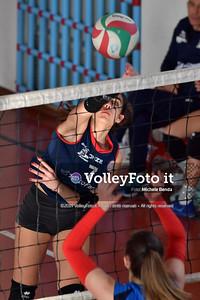 """11º Torneo Volley U14 & U16 Femminile """"Città di Bastia"""" Memorial Sulpizi presso Palestra Santa Maria degli Angeli IT, 28 dicembre 2019. Foto: Michele Benda [riferimento file: 2019-12-28/ND5_5732]"""