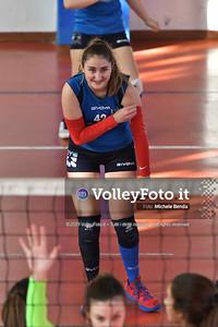 """11º Torneo Volley U14 & U16 Femminile """"Città di Bastia"""" Memorial Sulpizi presso Palestra Santa Maria degli Angeli IT, 28 dicembre 2019. Foto: Michele Benda [riferimento file: 2019-12-28/ND5_5984]"""