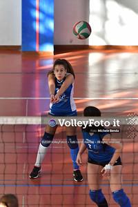 """11º Torneo Volley U14 & U16 Femminile """"Città di Bastia"""" Memorial Sulpizi presso Palestra Santa Maria degli Angeli IT, 28 dicembre 2019. Foto: Michele Benda [riferimento file: 2019-12-28/ND5_5979]"""