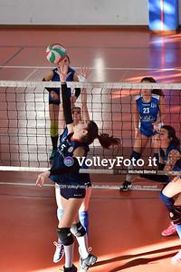 """11º Torneo Volley U14 & U16 Femminile """"Città di Bastia"""" Memorial Sulpizi presso Palestra Santa Maria degli Angeli IT, 28 dicembre 2019. Foto: Michele Benda [riferimento file: 2019-12-28/ND5_5943]"""