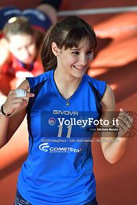 """11º Torneo Volley U14 & U16 Femminile """"Città di Bastia"""" Memorial Sulpizi presso Palestra Santa Maria degli Angeli IT, 28 dicembre 2019. Foto: Michele Benda [riferimento file: 2019-12-28/ND5_5702]"""