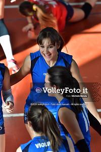 """11º Torneo Volley U14 & U16 Femminile """"Città di Bastia"""" Memorial Sulpizi presso Palestra Santa Maria degli Angeli IT, 28 dicembre 2019. Foto: Michele Benda [riferimento file: 2019-12-28/ND5_5705]"""