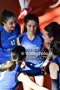 """11º Torneo Volley U14 & U16 Femminile """"Città di Bastia"""" Memorial Sulpizi presso Palestra Santa Maria degli Angeli IT, 28 dicembre 2019. Foto: Michele Benda [riferimento file: 2019-12-28/ND5_5707]"""