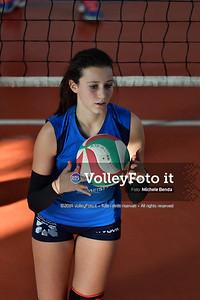 """11º Torneo Volley U14 & U16 Femminile """"Città di Bastia"""" Memorial Sulpizi presso Palestra Santa Maria degli Angeli IT, 28 dicembre 2019. Foto: Michele Benda [riferimento file: 2019-12-28/ND5_5749]"""