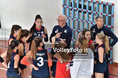 """11º Torneo Volley U14 & U16 Femminile """"Città di Bastia"""" Memorial Sulpizi presso Palestra Santa Maria degli Angeli IT, 28 dicembre 2019. Foto: Michele Benda [riferimento file: 2019-12-28/ND5_5959]"""