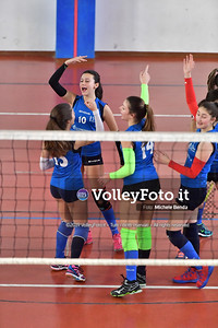"""11º Torneo Volley U14 & U16 Femminile """"Città di Bastia"""" Memorial Sulpizi presso Palestra Santa Maria degli Angeli IT, 28 dicembre 2019. Foto: Michele Benda [riferimento file: 2019-12-28/ND5_5913]"""