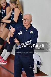"""11º Torneo Volley U14 & U16 Femminile """"Città di Bastia"""" Memorial Sulpizi presso Palestra Santa Maria degli Angeli IT, 28 dicembre 2019. Foto: Michele Benda [riferimento file: 2019-12-28/ND5_5687]"""