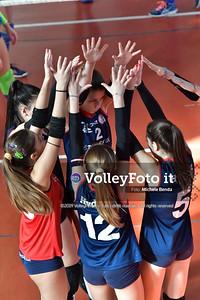 """11º Torneo Volley U14 & U16 Femminile """"Città di Bastia"""" Memorial Sulpizi presso Palestra Santa Maria degli Angeli IT, 28 dicembre 2019. Foto: Michele Benda [riferimento file: 2019-12-28/ND5_5982]"""