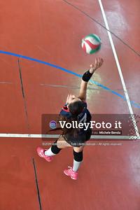 """11º Torneo Volley U14 & U16 Femminile """"Città di Bastia"""" Memorial Sulpizi presso Palestra Santa Maria degli Angeli IT, 28 dicembre 2019. Foto: Michele Benda [riferimento file: 2019-12-28/ND5_5884]"""
