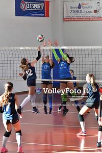 """11º Torneo Volley U14 & U16 Femminile """"Città di Bastia"""" Memorial Sulpizi presso Palestra Santa Maria degli Angeli IT, 28 dicembre 2019. Foto: Michele Benda [riferimento file: 2019-12-28/ND5_5996]"""