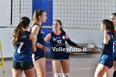 """11º Torneo Volley U14 & U16 Femminile """"Città di Bastia"""" Memorial Sulpizi presso Palestra Santa Maria degli Angeli IT, 28 dicembre 2019. Foto: Michele Benda [riferimento file: 2019-12-28/ND5_6003]"""