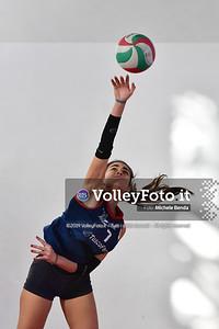 """11º Torneo Volley U14 & U16 Femminile """"Città di Bastia"""" Memorial Sulpizi presso Palestra Santa Maria degli Angeli IT, 28 dicembre 2019. Foto: Michele Benda [riferimento file: 2019-12-28/ND5_5665]"""