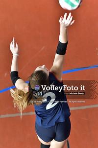 """11º Torneo Volley U14 & U16 Femminile """"Città di Bastia"""" Memorial Sulpizi presso Palestra Santa Maria degli Angeli IT, 28 dicembre 2019. Foto: Michele Benda [riferimento file: 2019-12-28/ND5_5991]"""