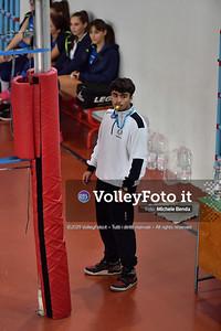 """11º Torneo Volley U14 & U16 Femminile """"Città di Bastia"""" Memorial Sulpizi presso Palestra Santa Maria degli Angeli IT, 28 dicembre 2019. Foto: Michele Benda [riferimento file: 2019-12-28/ND5_5926]"""