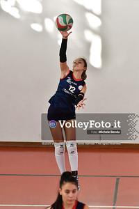 """11º Torneo Volley U14 & U16 Femminile """"Città di Bastia"""" Memorial Sulpizi presso Palestra Santa Maria degli Angeli IT, 28 dicembre 2019. Foto: Michele Benda [riferimento file: 2019-12-28/ND5_5722]"""