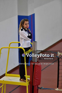 """11º Torneo Volley U14 & U16 Femminile """"Città di Bastia"""" Memorial Sulpizi presso Palestra Santa Maria degli Angeli IT, 28 dicembre 2019. Foto: Michele Benda [riferimento file: 2019-12-28/ND5_5925]"""